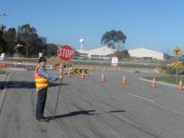 Road Work Williams Rd, Dandenong Melbourne